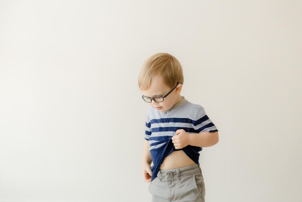 Detroit Area Child Photographer