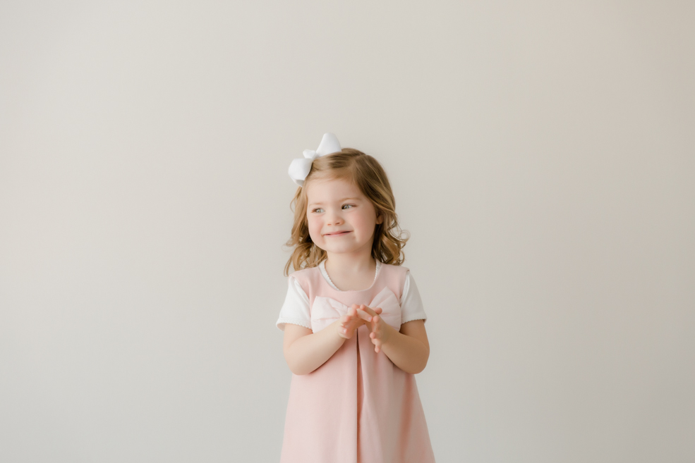 Farmington Toddler Studio Photographer