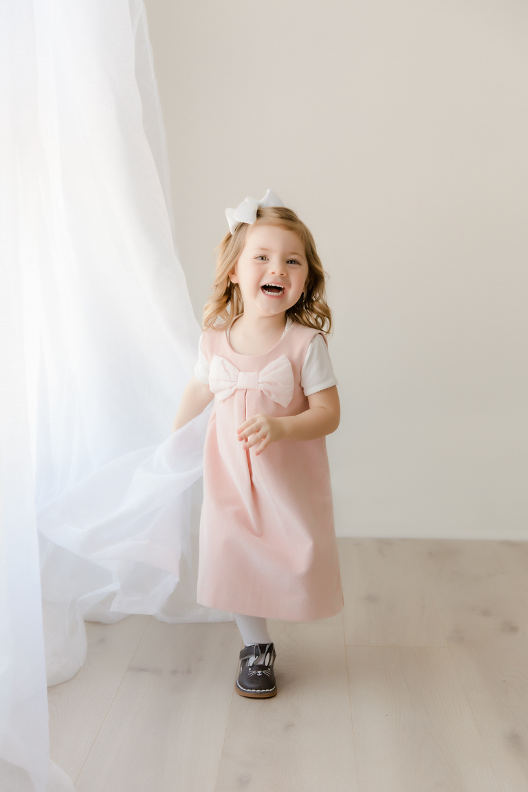 Farmington Toddler Studio Photographer